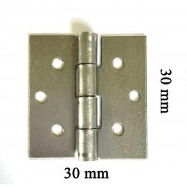 Nyers normál csuklópánt - 30 mm