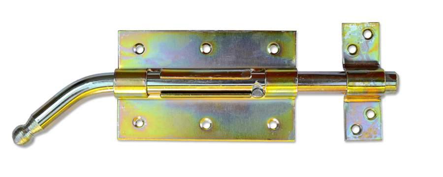 Fordítható kapu tolózár 250 mm