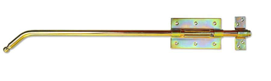 Fordítható kapu tolózár 600 mm