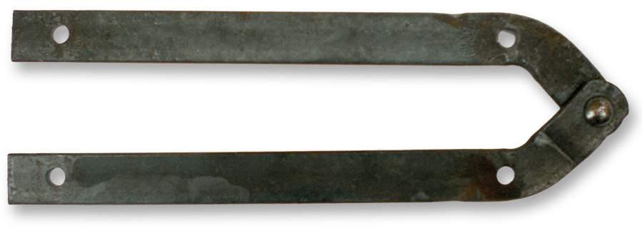 Létra vasalat nyers kivitelben - 200 mm