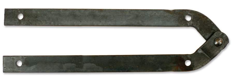 Létra vasalat nyers kivitelben - 250 mm
