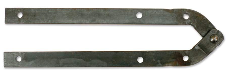 Létra vasalat nyers kivitelben - 275 mm