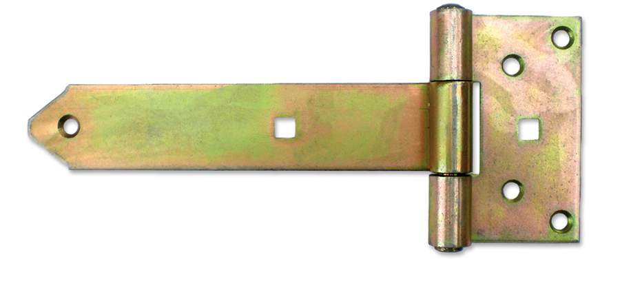 Horganyzott keresztpánt - 200 mm
