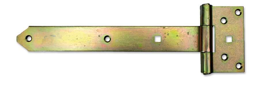 Horganyzott keresztpánt - 300 mm